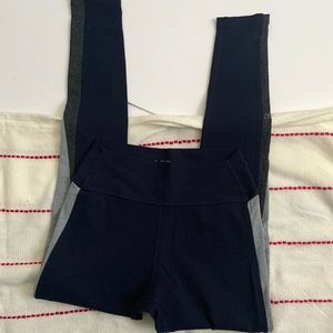 Splits59 Blue & Gray Leggings